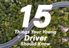 15 Things Your Young Driver Should Know_