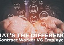 WHAT'S THE DIFFERENCE_ Contract Worker VS Employee