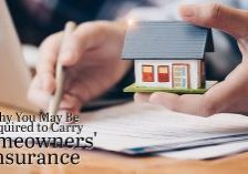 Why You May Be Required to Carry Homeowners' Insurance